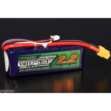 Turnigy nano-tech 2200mah 3S 45~90C Lipo Pack *UK Stock*