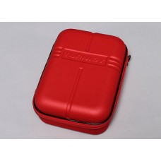 TURNIGY TRANSMITTER CASE Suits Spektrum-Futaba-JR-Sanwa-Frsky Transmitters - RED