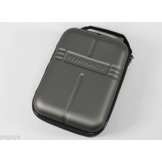 TURNIGY TRANSMITTER CASE Suits Spektrum-Futaba-JR-Sanwa-Frsky Transmitters - GREY