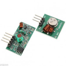 433MHz RF Transmitter & Receiver Wireless Kit for Arduino *UK Stock*