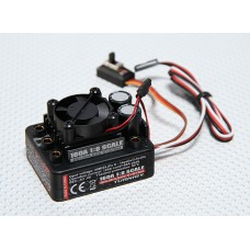 Turnigy 160A 1:8th Scale Sensorless ESC w/Fan - UK stock