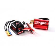 Trackstar_1*10 scale Streer Runner 4pole ESC combo - UK stock