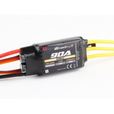 RotorStar 90A (2-6S) Brushless Speed Controller with Selectable SBEC - UK stock