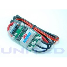 GWS Brushless ESC 15A 2-4S 2A BEC - UK stock