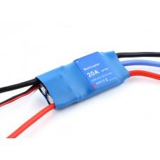 Flycolor 20 Amp Multi-rotor ESC 4~6S Opto - UK stock