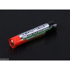 Turnigy nano-tech 90mAh 1s 15c Round Lipo *UK Stock*