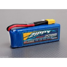 RC ZIPPY Flightmax 2200mAh 3S1P 25C