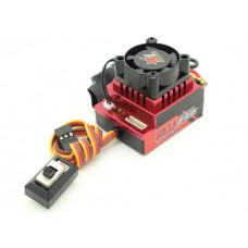 Turnigy Trackstar 120A Turbo Sensored Brushless 1/12th 1/10th ESC - UK stock